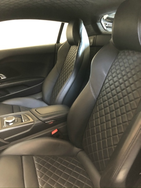 Audi R8 Coupe 2017 price $154,800