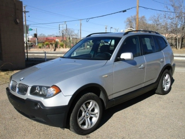 2005 BMW X 4dr AWD 3.0i **1 OWNER** - Used Car Inventory | Pre-owned ...