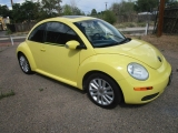 Volkswagen New Beetle Coupe 2008
