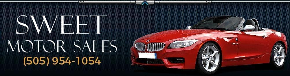 Sweet Motor Sales. (505) 954-1054