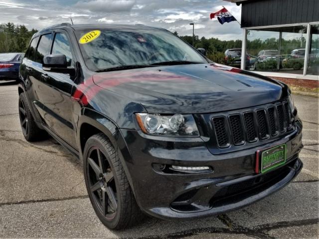 2012 jeep grand cherokee overland 4wd, 5.7l hemi, leather, roof, nav