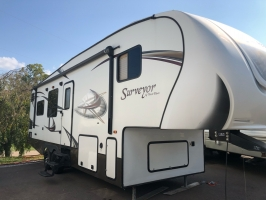 2013 Forest River Surveyor 292RK