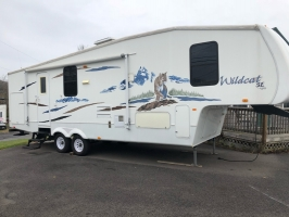 2008 Forest River Wildcat 30BHS