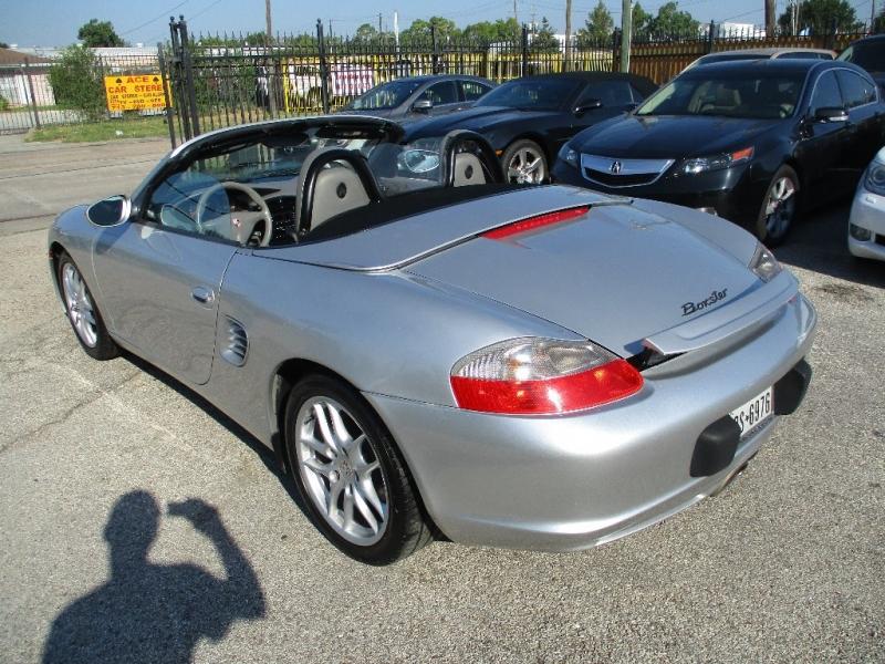 Porsche Boxster 2004 price $7,995