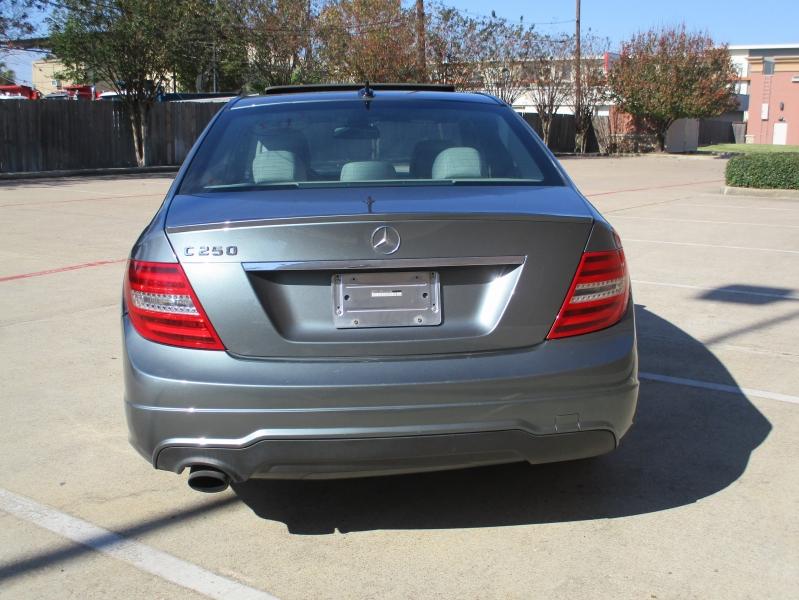 Mercedes-Benz C-Class 2012 price $8,800