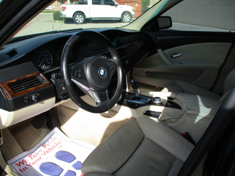 BMW 5-Series 2008 price $4,600