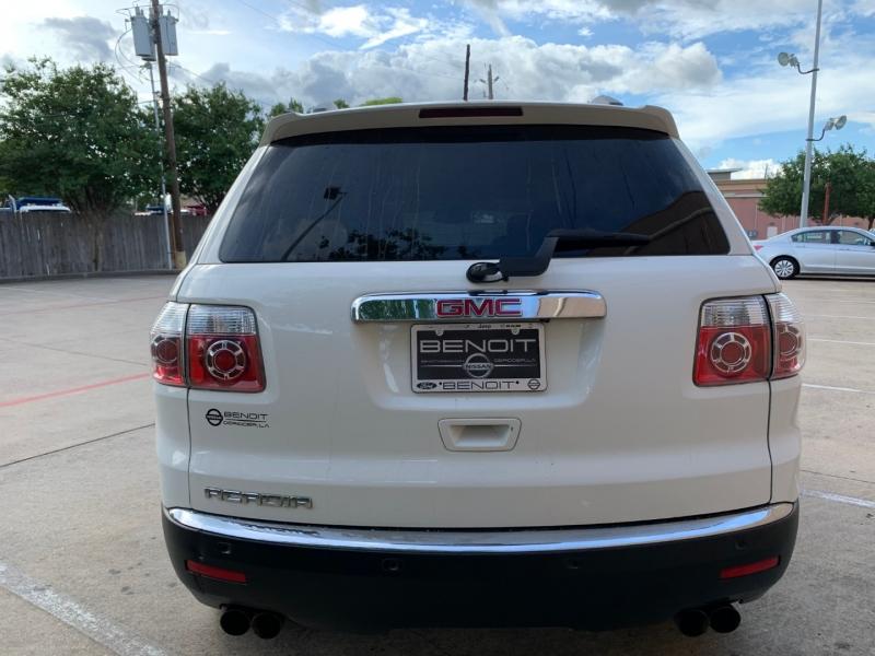 GMC Acadia 2012 price $9,500