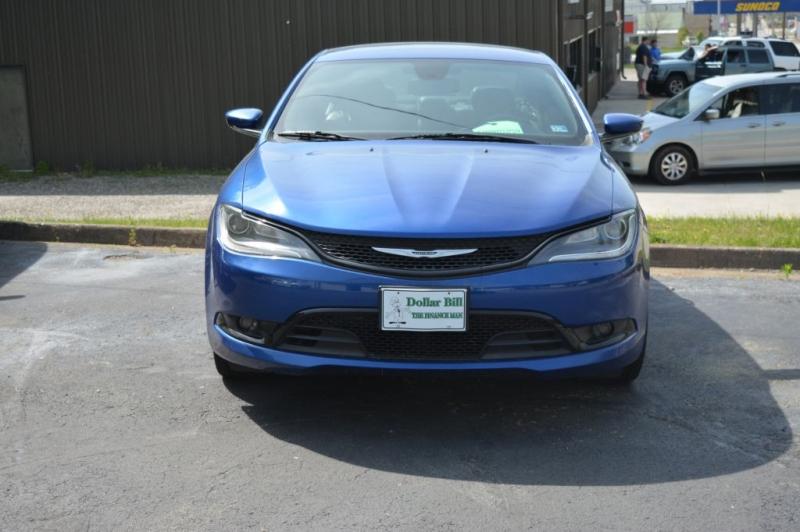Chrysler 200 Car >> 2015 Chrysler 200 S