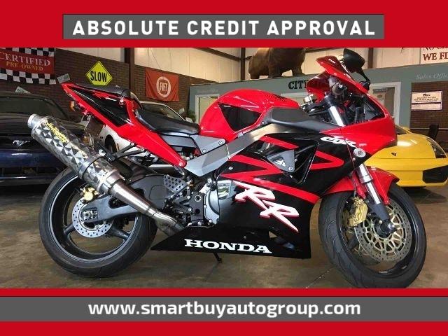 2002 Honda CBR954RR