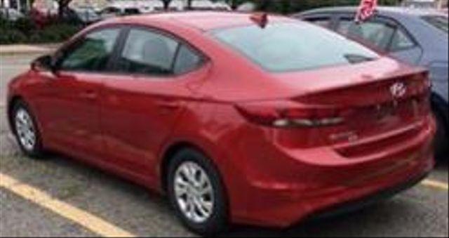 Hyundai Elantra 2017 price $12,950