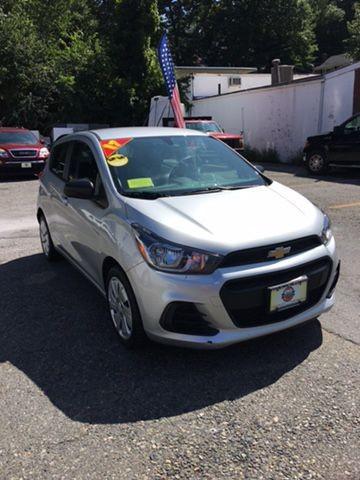 Chevrolet Spark 2017 price $7,450