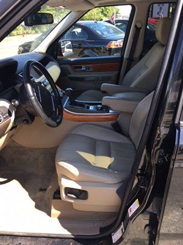 Land Rover Range Rover Sport 2010 price $16,950