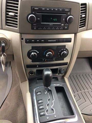 Jeep Grand Cherokee 2007 price $6,450