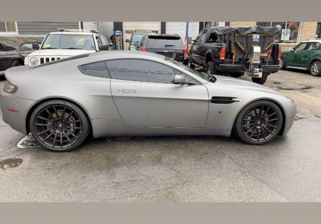Aston Martin Vantage 2006 price $31,950