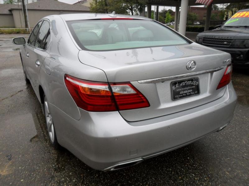 LEXUS LS 2011 price $11,995