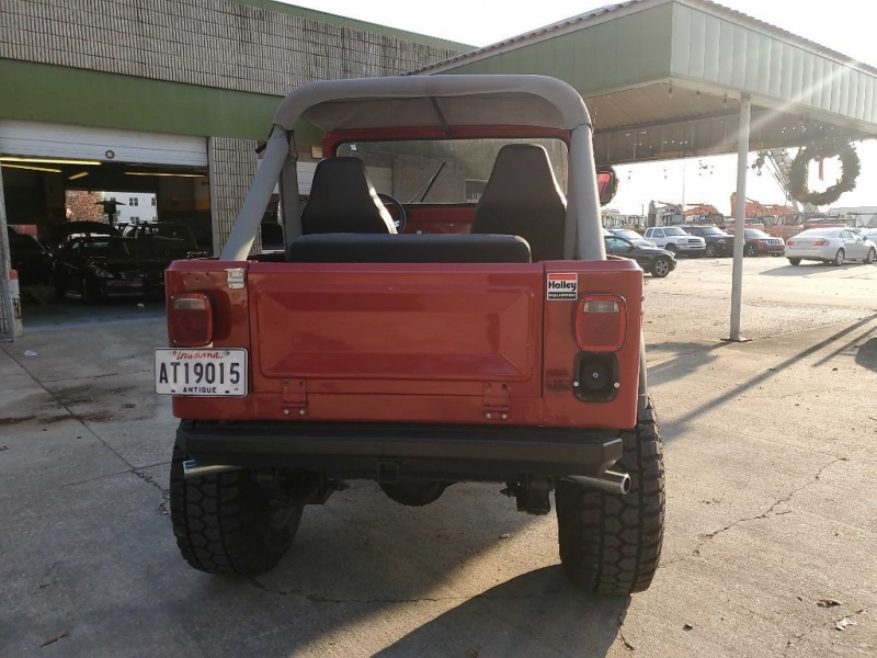 JEEP CJ7 1979 price $15,000
