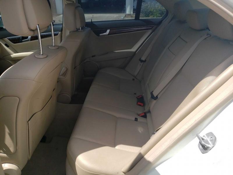 MERCEDES-BENZ C-CLASS 2012 price $8,995