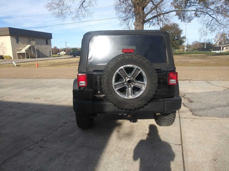 JEEP WRANGLER 2012 price $19,995