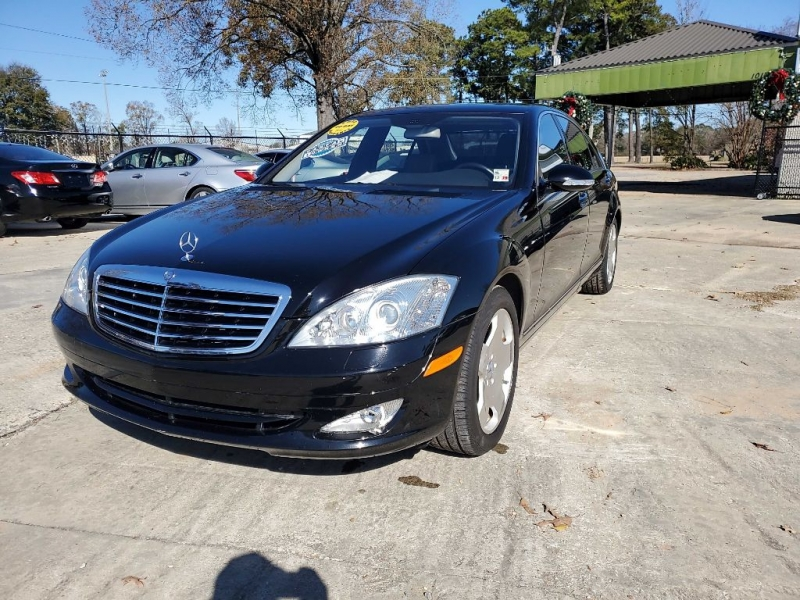 Mercedes-Benz S-Class 2007 price