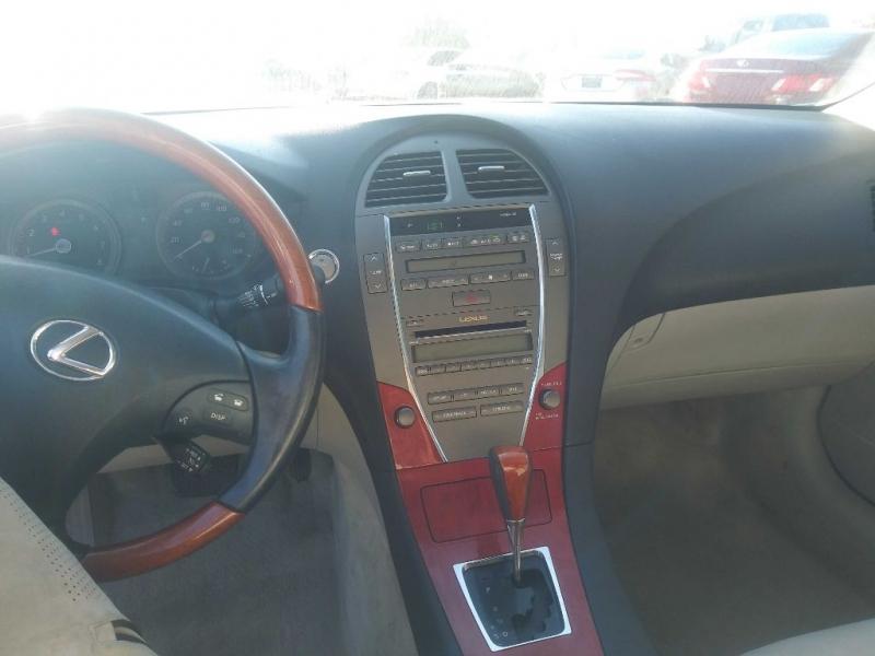 LEXUS ES 2008 price $8,195