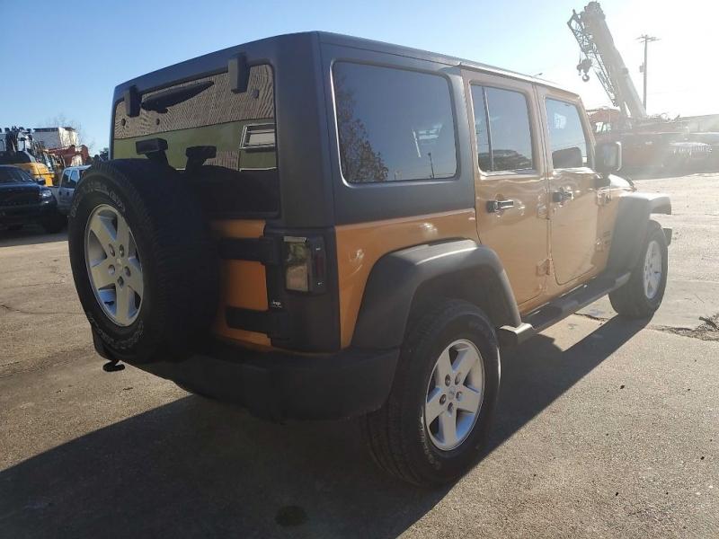 JEEP WRANGLER UNLIMI 2012 price $18,995