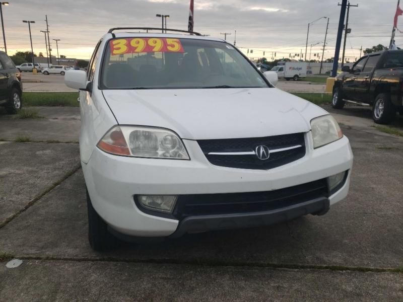 Acura MDX 2003 price