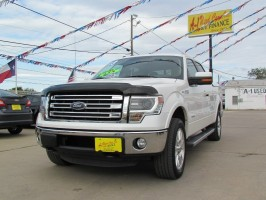 Ford F-150 4X4 2013