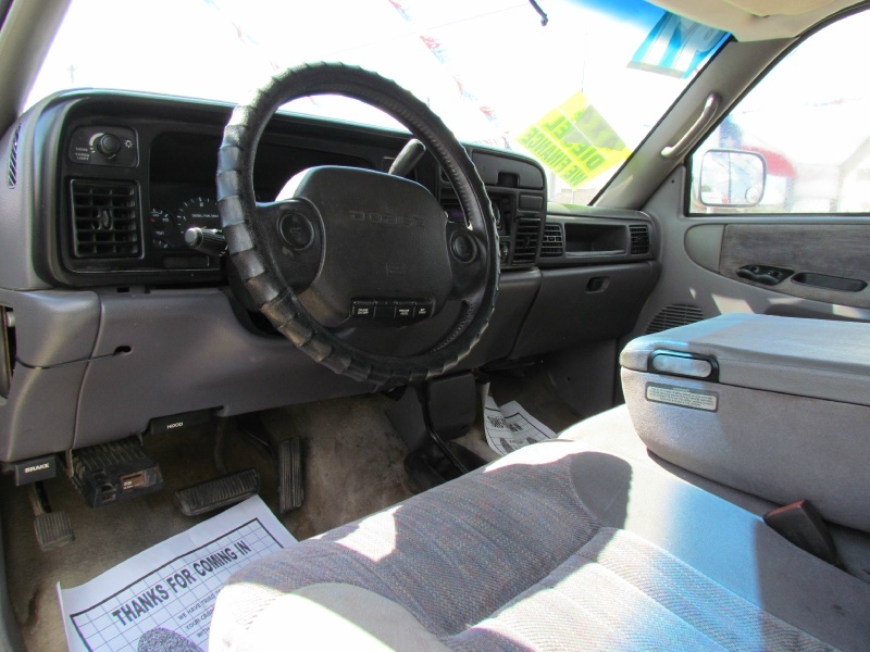 Dodge Ram 2500 1997 price Call for Pricing.