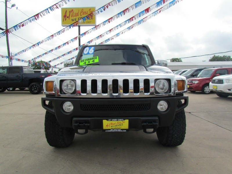 Hummer H3 2006 price Call for Pricing.