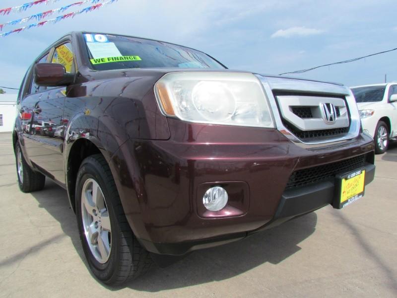 Honda Pilot 2010 price Call for Pricing.