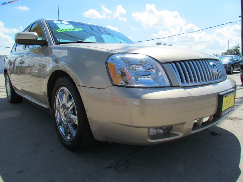 Mercury Montego 2007 price Call for Pricing.