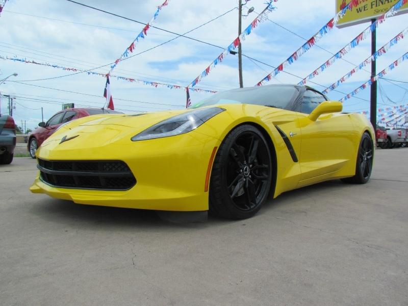 Chevrolet Corvette 2014 price $39,950 Cash
