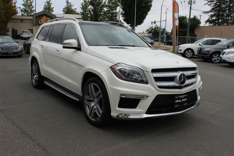 Mercedes-Benz GL-Class 2015 price $39,900
