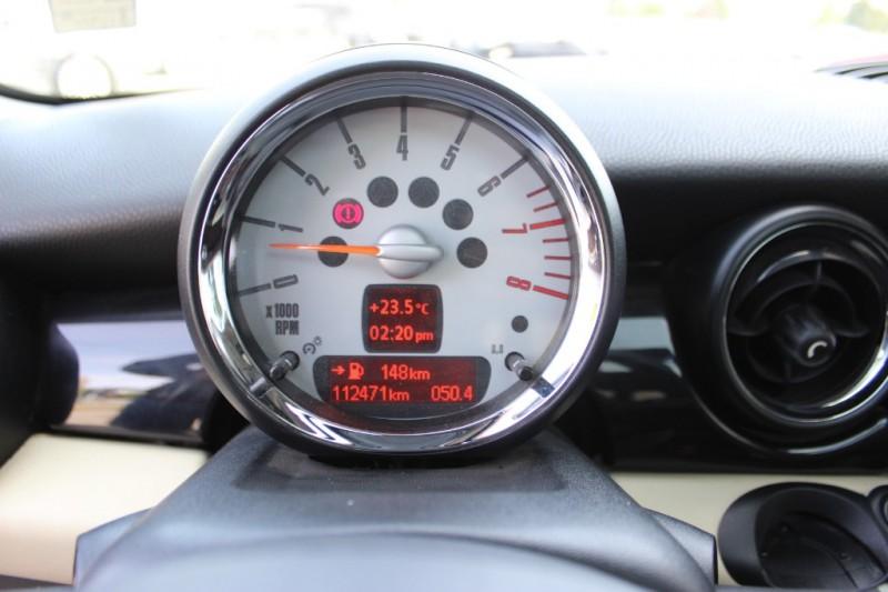 Mini Cooper Clubman 2009 price $9,900