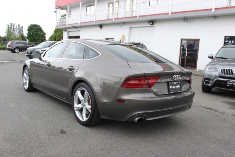 Audi A7 2012 price $23,900