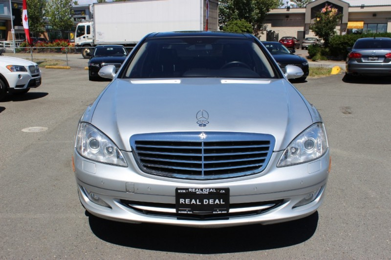 Mercedes-Benz S-Class 2007 price $10,900