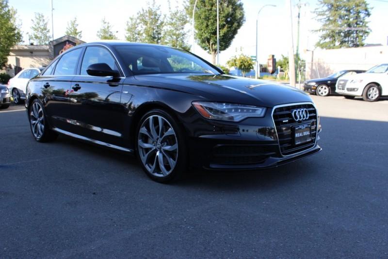 Audi A6 2013 price $22,500