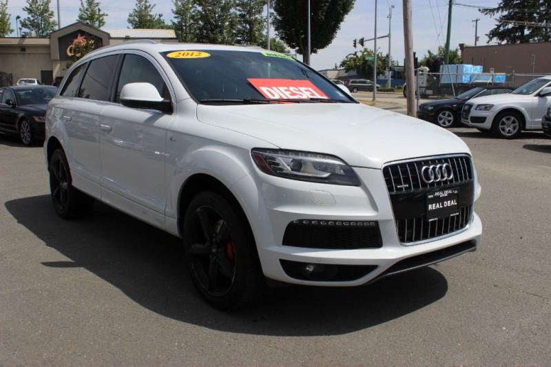 Audi Q7 2012 price $26,900