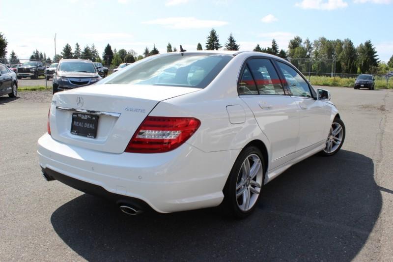 Mercedes-Benz C-Class 2013 price $17,900