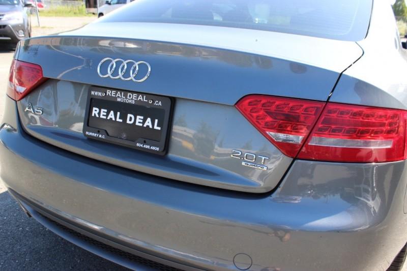 Audi A5 2012 price $15,500