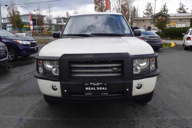 Land Rover Range Rover 2005 price $9,900