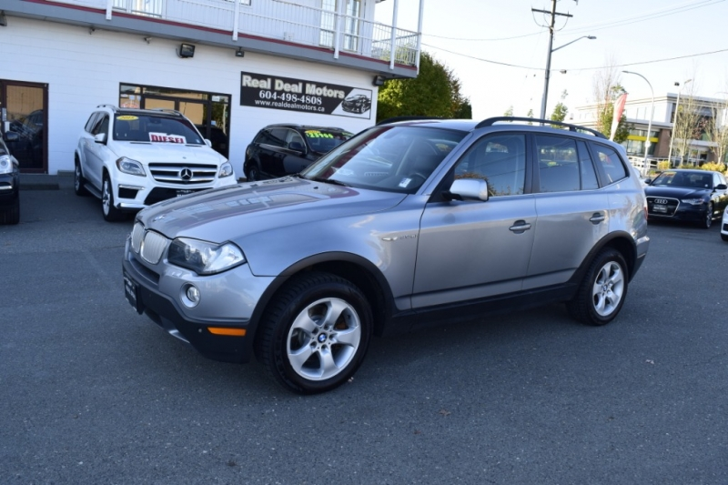 BMW X3 2007 price $7,900