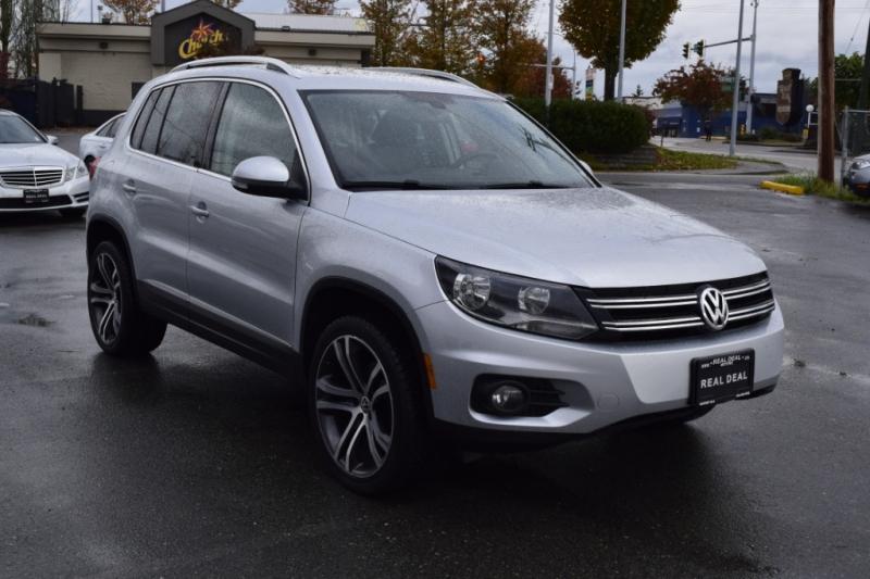 Volkswagen Tiguan 2012 price $12,900