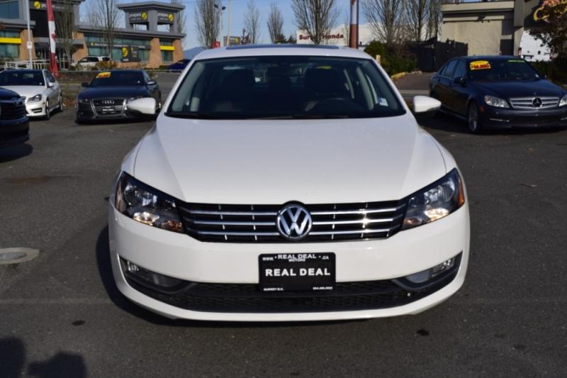 Volkswagen Passat 2012 price $15,500