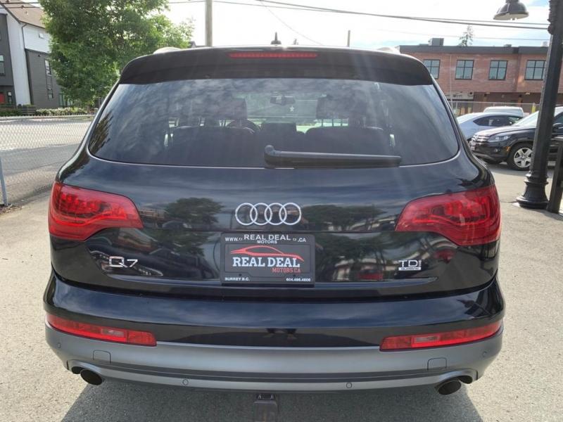 Audi Q7 2011 price $16,900