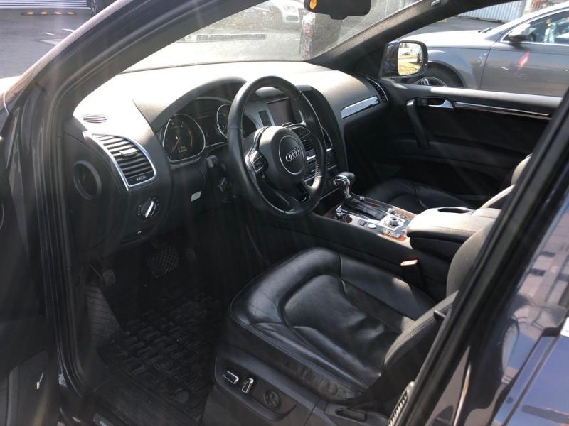 Audi Q7 2012 price $25,900