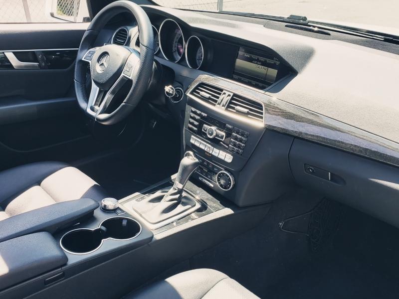 Mercedes-Benz C-Class 2014 price $16,500