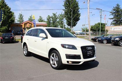 Audi Q7 2009 price $16,900