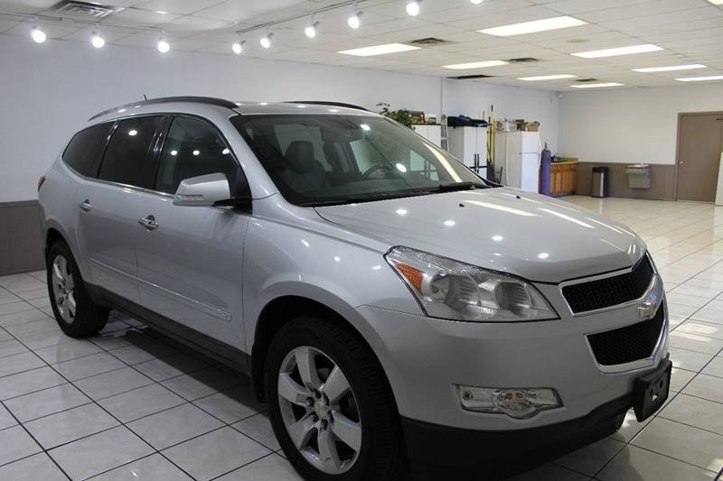 Chevrolet Traverse 2012 price $8,595