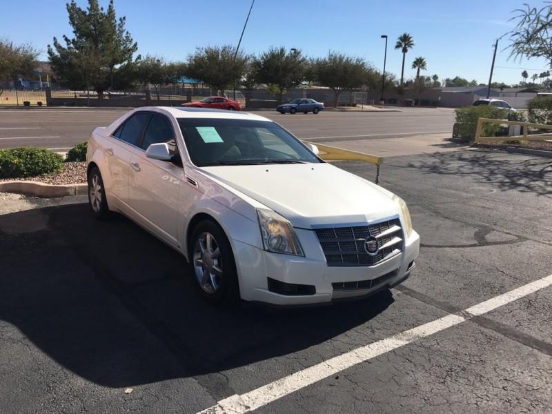 Cadillac CTS Sedan 2010 price $8,795